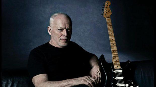David Gilmour planea lanzar un nuevo disco de estudio