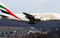 Por qué la línea aérea Emirates quiere construir aviones de pasajeros sin ventanas