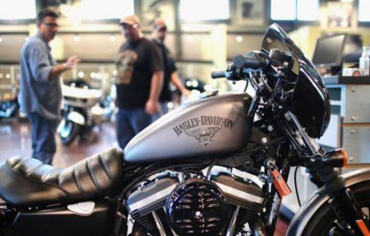 """Harley Davidson vs Trump: el presidente tacha de """"excusa"""" la razón del fabricante de motos para trasladar parte de su producción fuera de EE.UU."""