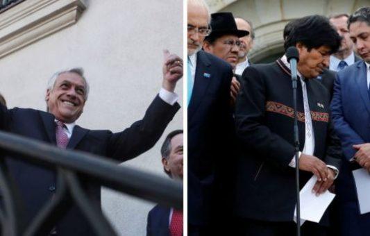 Fallo en La Haya: la decepción en Bolivia tras el contundente fallo en su contra sobre una salida soberana al mar (y los festejos en Chile)