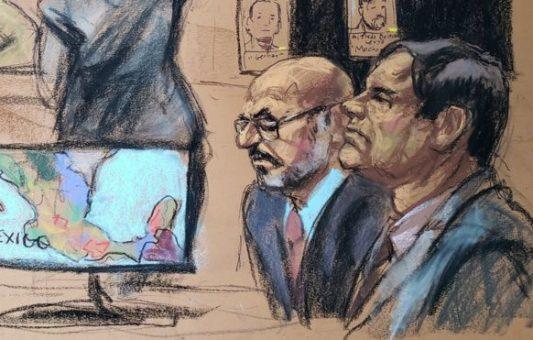 """Juicio a """"El Chapo"""" Guzmán: el día que el capo de Sinaloa casi se accidenta en un avión y otras sorprendentes anécdotas relatadas en el juicio en Nueva York"""