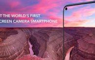 """Samsung Galaxy A8s y Huawei Honor View20: cómo son los primeros celulares con cámara """"selfie"""" incrustada en la pantalla"""