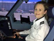 Por qué las mujeres podrían ser clave para resolver el problema de escasez de pilotos de aviones comerciales