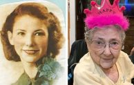 La mujer que vivió hasta los 99 años con los órganos en el lado equivocado del cuerpo