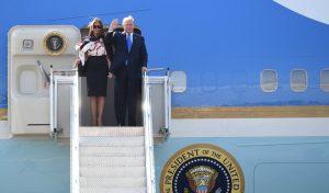 Visita de Donald Trump a Reino Unido: las imágenes que deja el encuentro del presidente de EE.UU. y la realeza británica