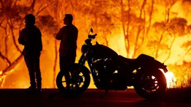 Incendios en Australia: las impactantes imágenes del fuego que está arrasando parte del país
