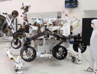 La NASA presenta 'Mars 2020 Rover', el nuevo vehículo para evaluar si Marte podrá ser habitable