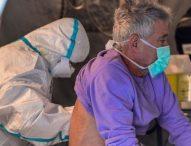 """Coronavirus: """"El derecho a decir adiós"""", la conmovedora campaña en Italia para que los pacientes que están a punto de morir puedan despedirse de los suyos"""