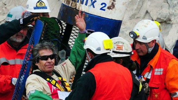 """10 años de los 33 mineros de Chile: """"Cuando salimos nos ofrecieron grandes proyectos, pero nos hemos quedado con las manos vacías"""""""