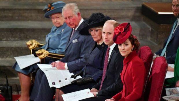 """Entrevista de Meghan y Harry con Oprah: por qué llaman """"La firma"""" a la familia real británica y quién forma parte de ella"""
