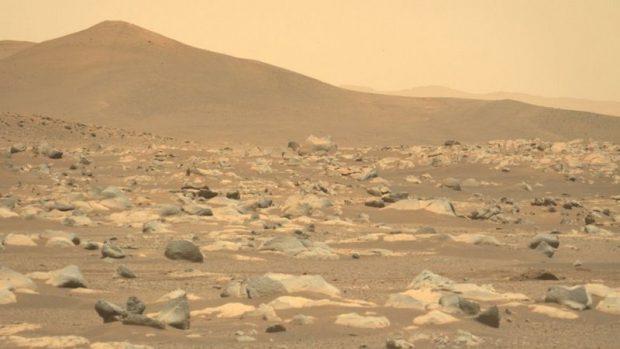 Las espectaculares imágenes que deja el Perseverance en sus primeros 100 días en Marte