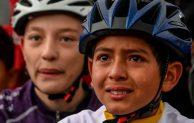 Julián Gómez: la trágica muerte del niño ciclista colombiano cuyo rostro lleno de emoción dio la vuelta al mundo