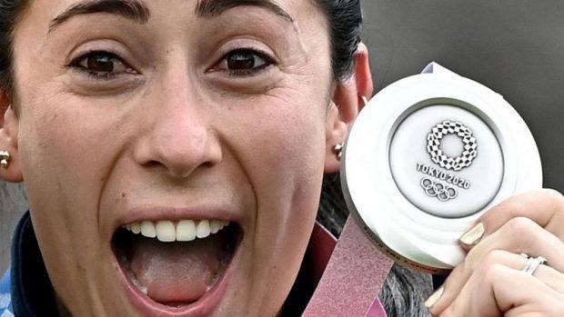 Tokio: Mariana Pajón, la niña que les quería ganar a los niños y ahora tiene 3 medallas olímpicas (dos oros y una plata)