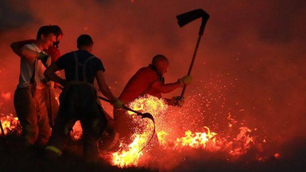 """""""Las consecuencias del cambio climático son irreversibles"""", alerta la ONU en el informe más completo hasta la fecha"""