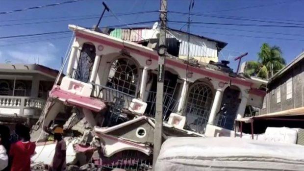 Terremoto en Haití: un sismo de magnitud 7,2 deja al menos 304 muertos y cientos de heridos