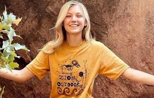 Gabby Petito: la misteriosa desaparición de una joven que viajaba en furgoneta por EE.UU. con su novio