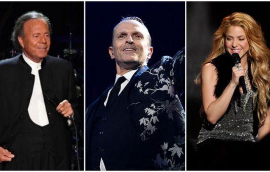 Pandora Papers: Shakira, Miguel Bosé, Julio Iglesias y otras celebridades que aparecen en la investigación sobre paraísos fiscales